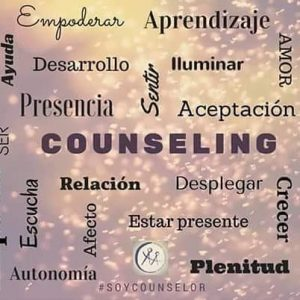 Como llegue al Counselling